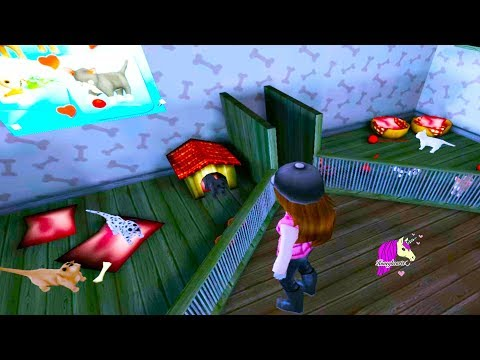 Puppy, Kitten , Bunny ? My New Animal Pet Star Stable Game Play Video