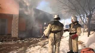 Пожар в Хмельницком #1. Магнолия-ТВ.(Оставайтесь в курсе последних новостей! Подписывайтесь на официальный канал