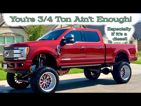 Is A 3/4 Ton Truck Enough for Most 5th Wheels? Lets Find Out