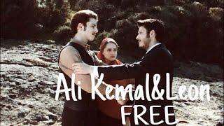Ali Kemal and Leon (Vatanim Sensin) Russian  English subtitle