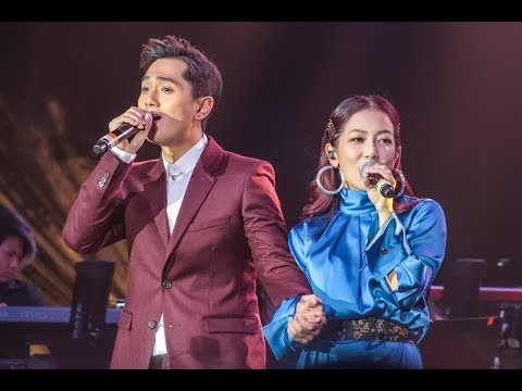 Fred Cheng & Stephanie Ho Concert in Fantasy Springs Casino 12-22-18