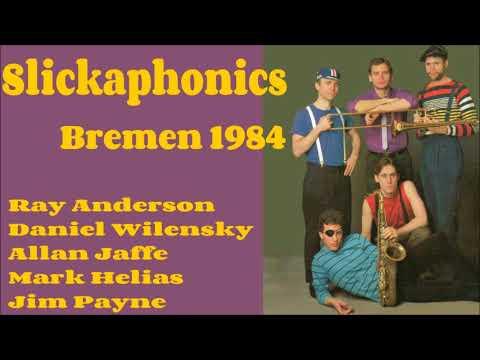 Slickaphonics Live Bremen 1984