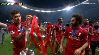 Liverpool Vs Tottenham 2-0 ⚽ Full Highlights & All Goals ⚽ Champions League Final Madrid 2019 ⚽ HD