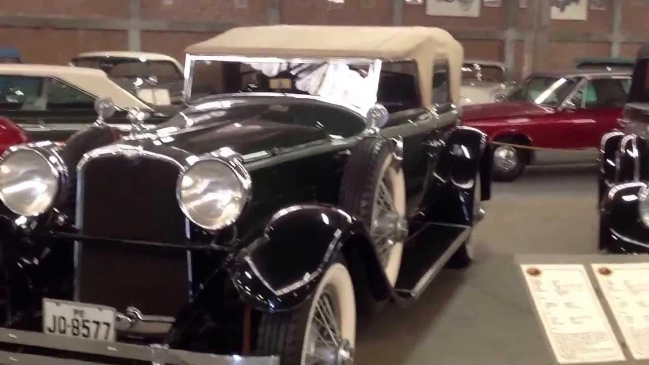 3f11fa0a6 Museo Nicolini Autos Antiguos Lima Perú Octubre 2013 - YouTube
