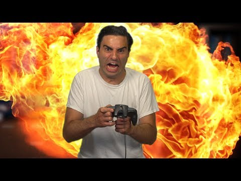 Remy: Violent Video Games