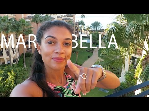 Marriott MARBELLA Beach Resort Travel VLOG