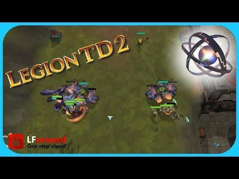 Legion TD 2 | Extended Medium