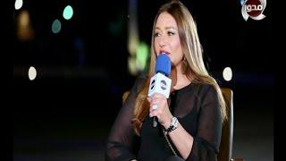 ليلى علوي : حريصة على حضور مهرجان الأقصر سنويا .. وانتظروني في السينما بعد رمضان