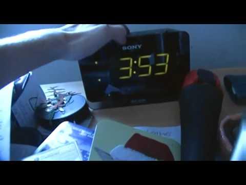 5cf353b2782 Sony Dream Machine ICF-C414 - YouTube