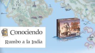 Conociendo Rumbo a la India