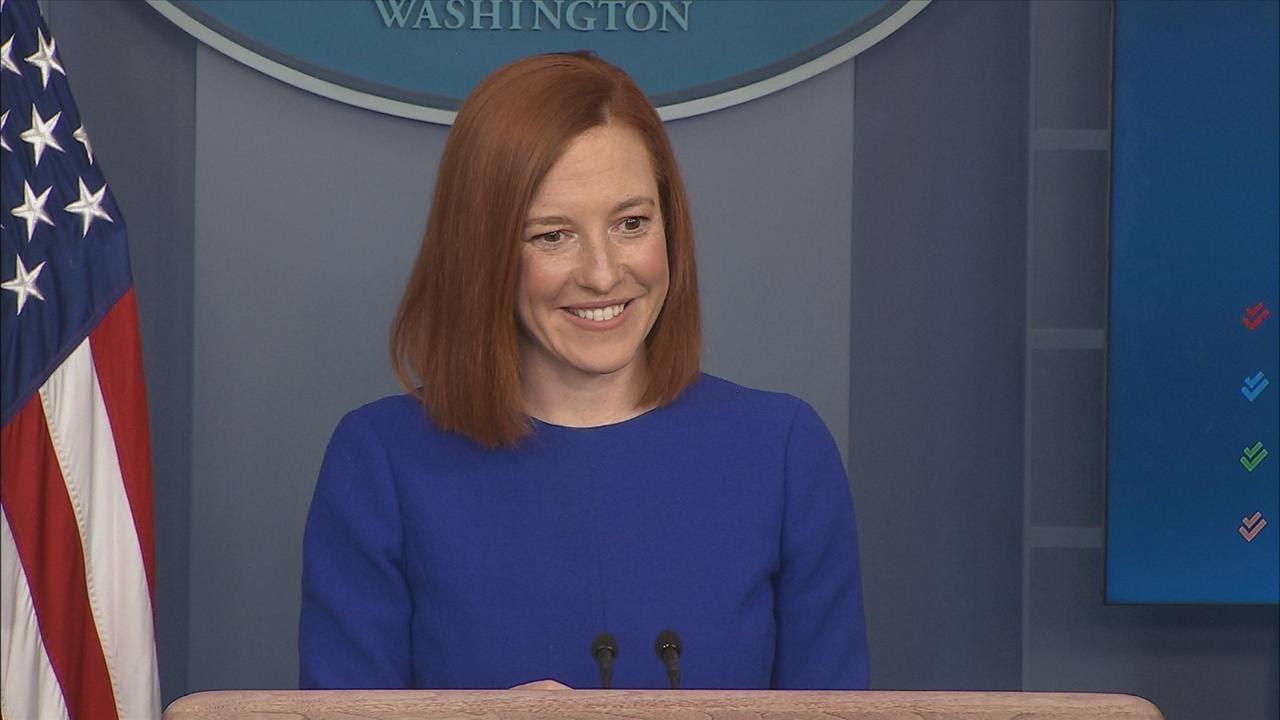 01/20/21: Press Briefing by Press Secretary Jen Psaki