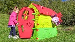 Видео для детей Серия про игрушки. Новые серии 2017 Детский канал Лайк Настя Мультики для детей