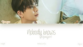 GOT7 (Youngjae (영재)) - Nobody knows (혼자) with Hangul, Romanizat...