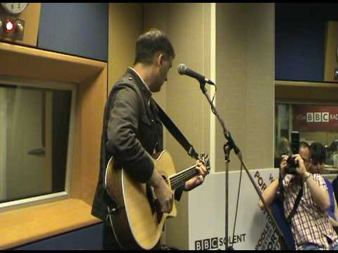 Martin Crowley - Live on BBC Radio Solent - Castle In The Sand