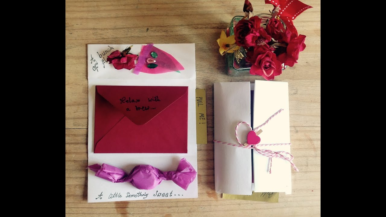 Mother S Day Gift Book Spring Craft Diy Happy Birthday Valentines