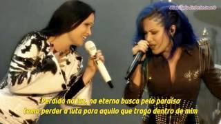 TARJA FEAT. ALISSA WHITE GUZ - Demons in you (Legendado PT-BR)