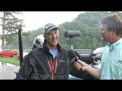 Pre-Tournament Report from Pickwick Lake with Andy Morgan