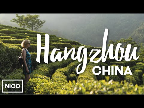 Hangzhou - The Most Beautiful City in China