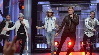 Backstreet Boys STEAL The Show With Florida Georgia Line At The 2017 ACM Awards