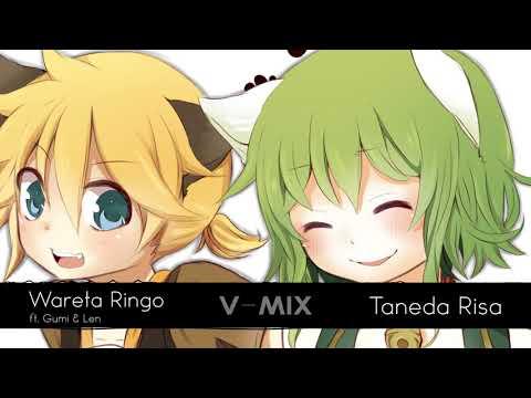 Shinsekai Yori ED / Wareta Ringo Remix ft. Gumi & Len TV size