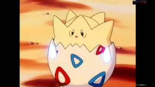 Togepi is crying