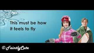 Repeat youtube video Luke Benward & Dove Cameron - Cloud 9 - Lyrics