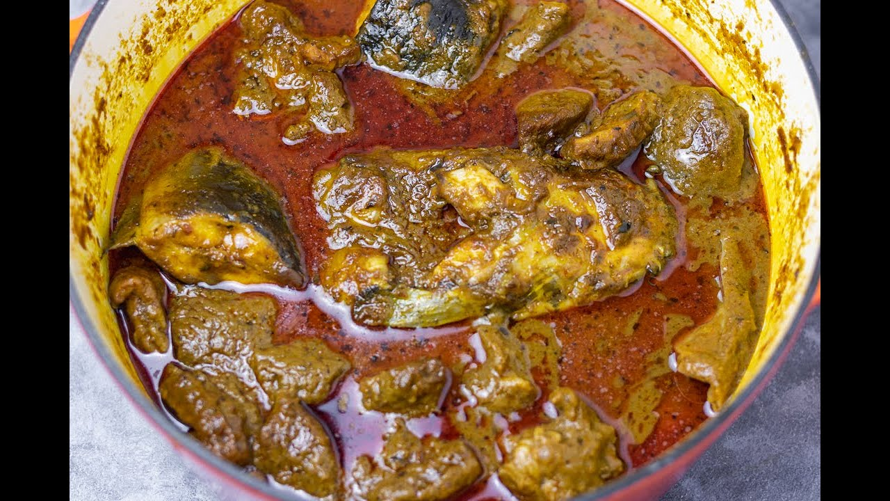Download How to make the best BANGA SOUP   Niger Delta Style