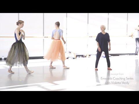 Emeralds Coaching Series w/ Violette Verdy