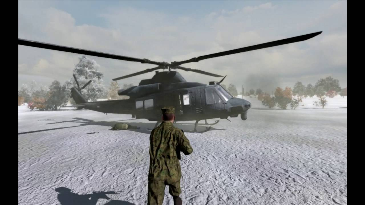 Lockheed C-130 Hercules by [Dust]Sabre - Mods and Addons - Armaholic