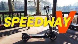 Essai de la Speedway 5 ! (Trottinette électrique)