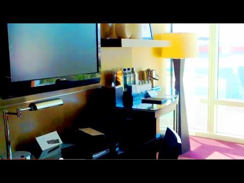 Full Tour Of Aria Rooms - MyVegas Rooms - Free Rooms In Vegas
