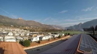 Camping la Noguera - La boira de Sant Llorenç de Montgai