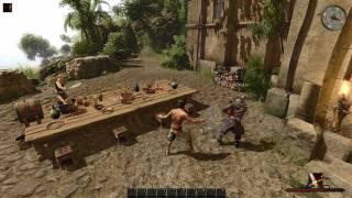 Risen 2 combat gameplay