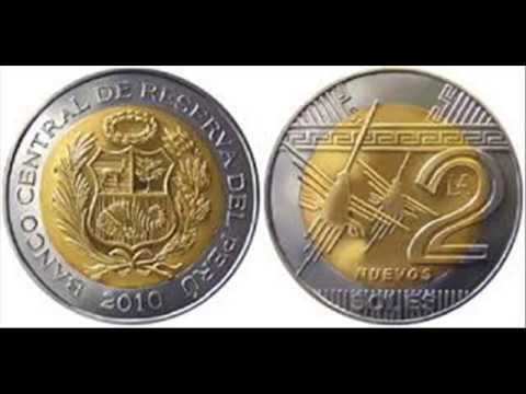 Monedas y Billetes del Peru - YouTube
