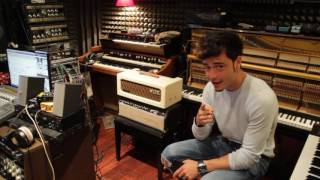 Sacha Tran en Studio - Allez Viens ! (teaser)