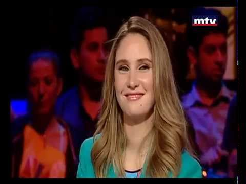 Talk Of The Town - Zeina Frem - Amin Abi Yaghi 28/05/2015