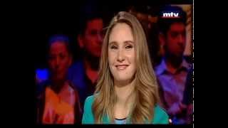 Talk Of The Town - Zeina Frem - Amin Abi Yaghi 28/05/2015