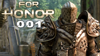 FOR HONOR: STORY★ 001 - Fürsten und Feiglinge [Gameplay German | Deutsch] Lets Play For Honor