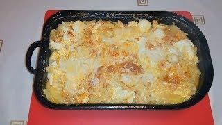 Картошка по-венгерски - вкусный ужин для всей семьи.