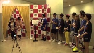AAA TOUR 2013 Eighth Wonder『ブーデーpresents逢いたかったらWonderパフォーマンス!』7/6倉敷公演!