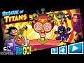 TEEN TITANS GO! GAME RESCUE OF TITANS (Cartoon Network Games)