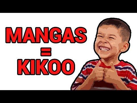 LES MANGAS C'EST POUR LES ENFANTS (Kikoos)