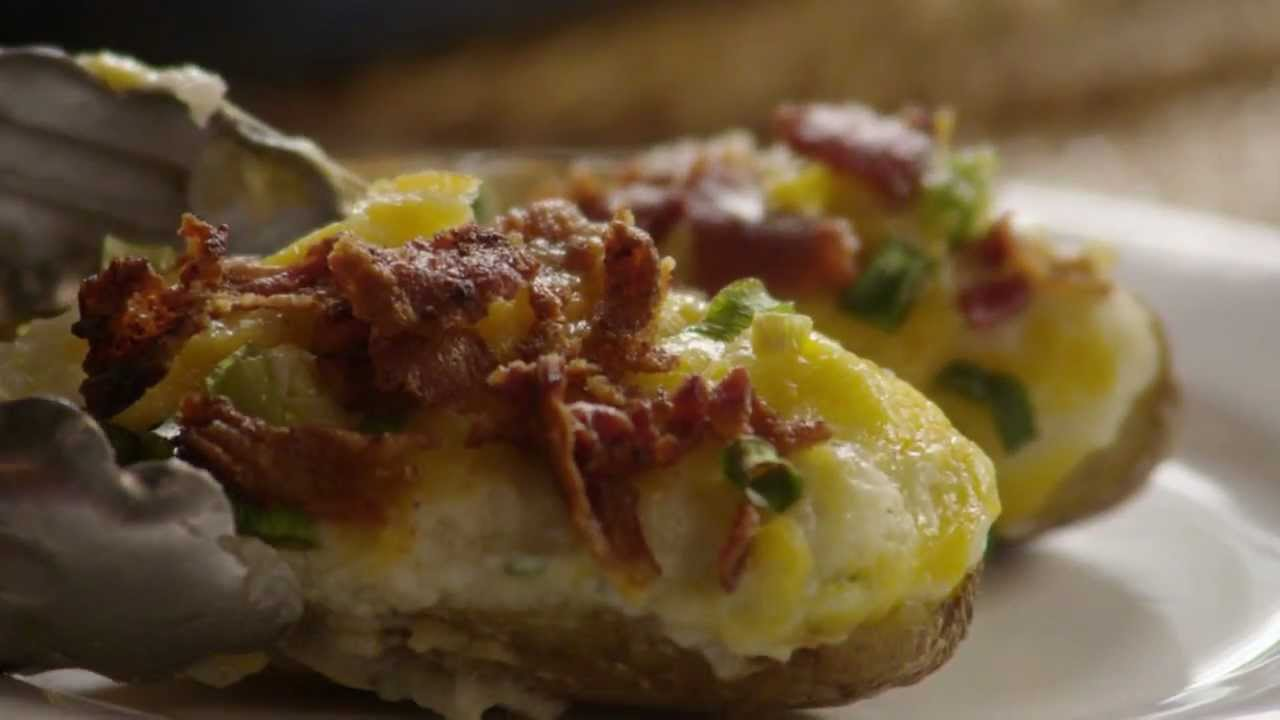 how to fix twice baked potatoes