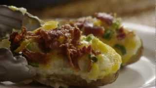 How to Make Ultimate Twice Baked Potatoes | Potato Recipe | Allrecipes.com