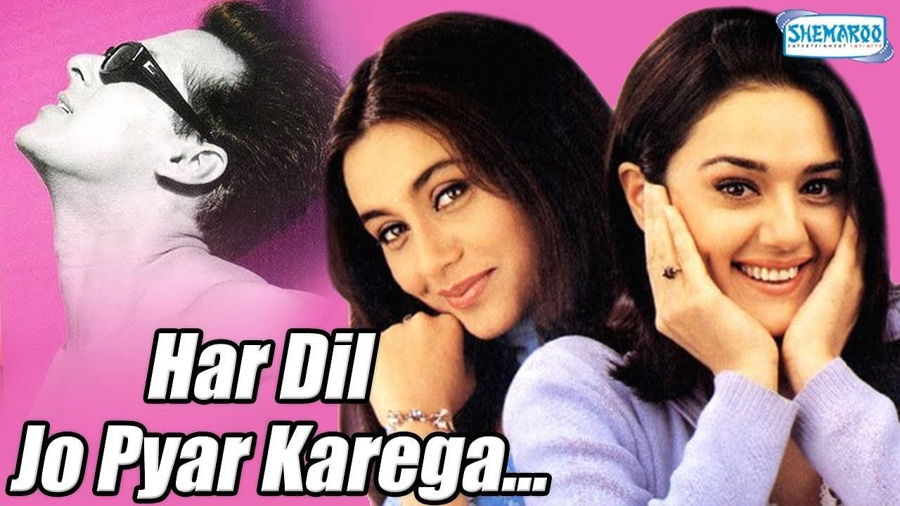 Har Dil Jo Pyar Karega Full Hindi Movie (HD) - Salman Khan - Rani Mukherjee - Preity Zinta -