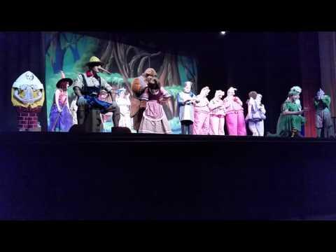 Story Of My Life - Shrek - Mansfield University - 2016