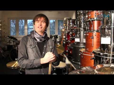 """LisaTV - Magazin """"Lisa unterwegs!"""" im Drum Shop bei Musik Dressler in Aschaffenburg von YouTube · Dauer:  1 Minuten 18 Sekunden"""