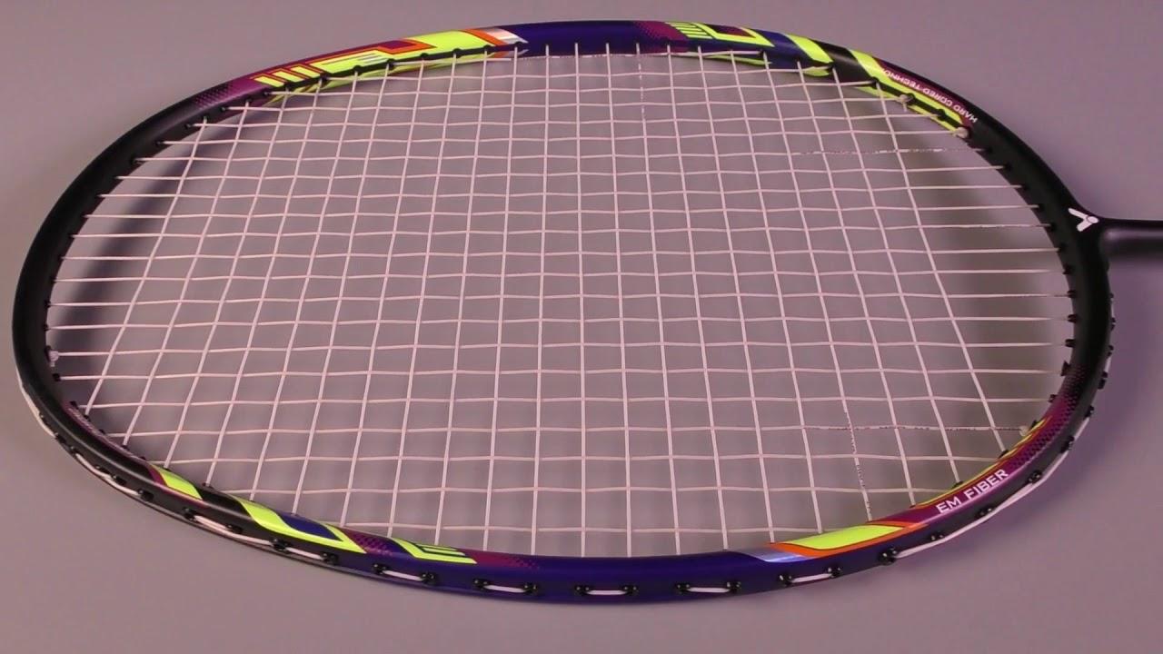 Victor HX90 Badminton Racket Review