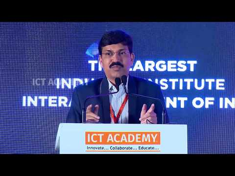 Dr. N. Subbaiyan IAS speech at Bridge 2017 - Coimbatore