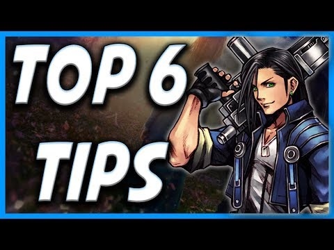 My Top 6 Tips Before Playing Final Fantasy VIII Remastered!